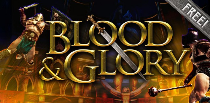 Blood and Glory – slashing hit from Glu Entertaiment