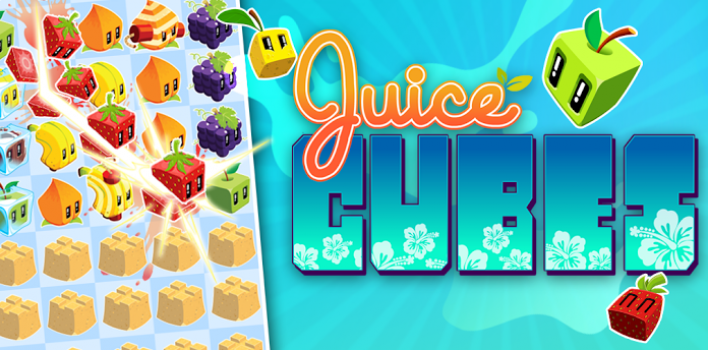 Juices Cubes – Funny Puzzle Game