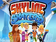 Skyline Skaters Review – The game that never ends!
