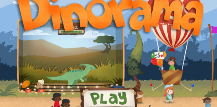 Dinorama – Entertaining Dino Education for Your Kid