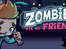 Zombies Eat My Friends – Fun Arcade Game
