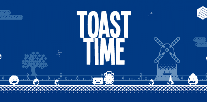 Toast Time – simple gameplay, fun graphics