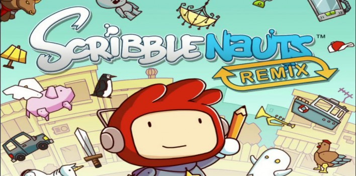 Scribblenauts Remix – Exciting Puzzle Game for Mobiles