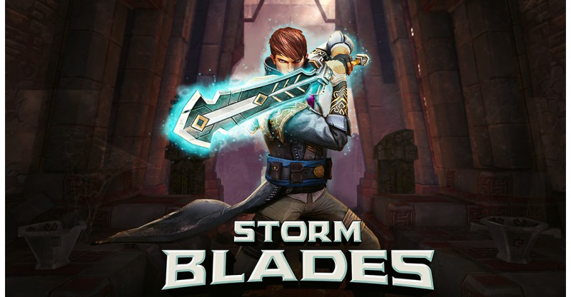 Slash and dodge, Become a Hero in Stormblades, the new infinity like game from Kiloo